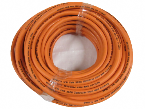 5 Metres 8MM LPG High Pressure Gas Hose Pipe For Caravan Camping BBQ